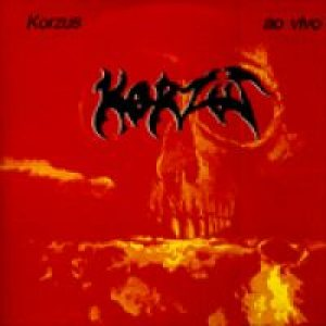 Korzus - Korzus ao vivo cover art