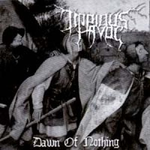 Impious Havoc - Dawn of Nothing cover art