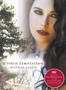 Within Temptation - Mother Earth: Limited Edition DVD cover art