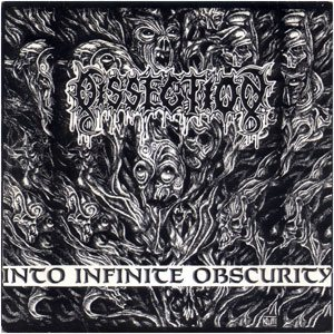Dissection - Into Infinite Obscurity cover art