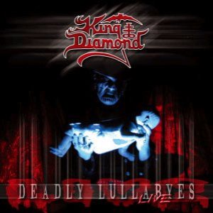 King Diamond - Deadly Lullabyes Live cover art