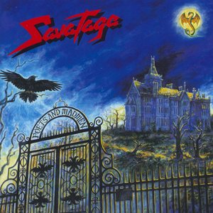 Savatage - Poets and Madman cover art