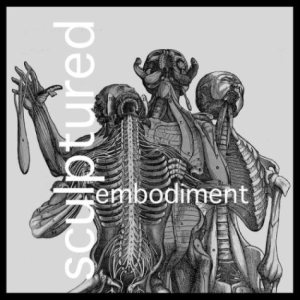 Sculptured - Embodiment: Collapsing Under the Weight of God cover art