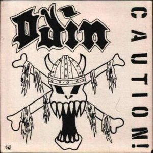 Odin - Caution cover art