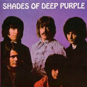 Deep Purple - Shades of Deep Purple cover art