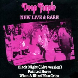 Deep Purple - New Live & Rare cover art