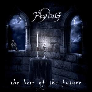 Flying - The Heir of the Future cover art