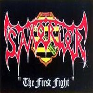Saxorior - The First Fight cover art