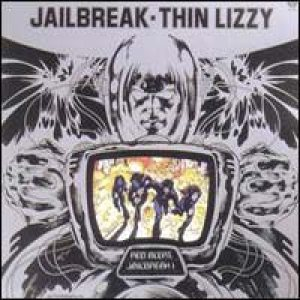 Thin Lizzy - Jailbreak cover art