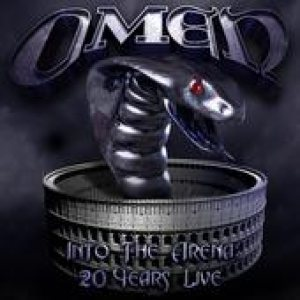 Omen - Into the Arena : 20 Years Live cover art