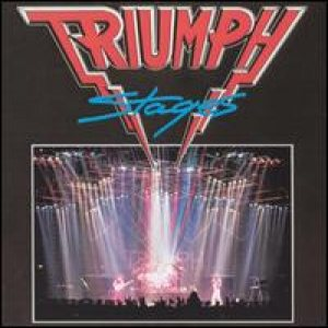 Triumph - Stages cover art