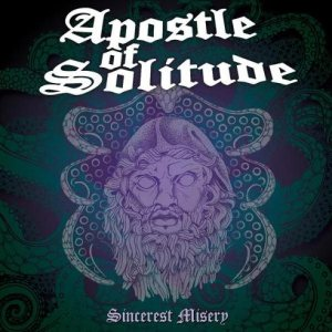 Apostle of Solitude - Sincerest Misery cover art