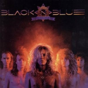 Black 'N Blue - In Heat cover art