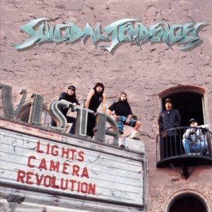 Suicidal Tendencies - Lights... Camera... Revolution cover art