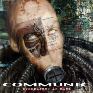 Communic - Conspiracy in Mind cover art