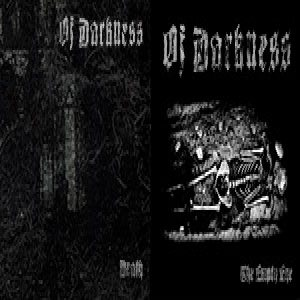 Of Darkness - The Empty Eye / Death cover art