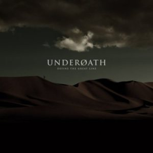 Underoath - Define the Great Line cover art