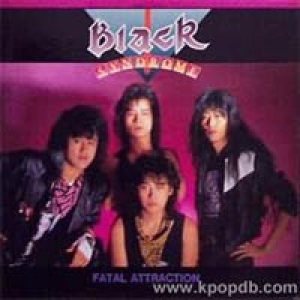 Black Syndrome - Fatal Attraction cover art