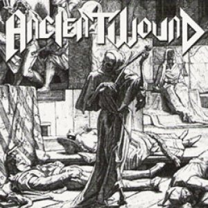 Ancient Wound - Ancient Wound cover art