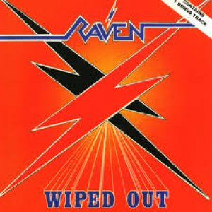 Raven - Wiped Out cover art