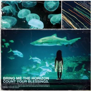 Bring Me The Horizon - Count Your Blessings cover art