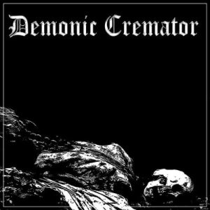 Demonic Cremator - My Dying Breath... cover art