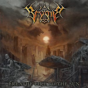Brymir - Breathe Fire to the Sun cover art