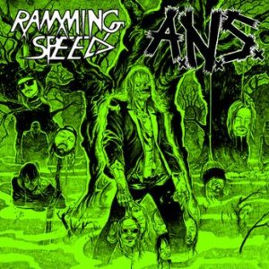 Ramming Speed - Ramming Speed / A.N.S. cover art