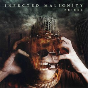 Infected Malignity - RE:bel cover art