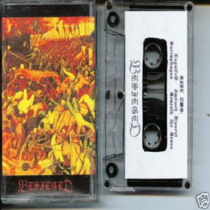 Besieged - Besieged cover art