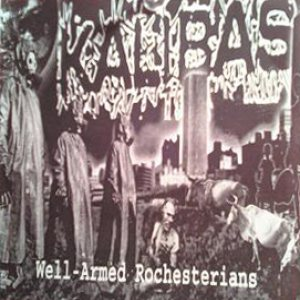 Kalibas - Well-Armed Rochesterians cover art
