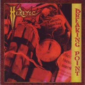 Heretic - Breaking Point cover art