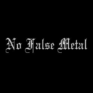 Skull Fist - No False Metal cover art