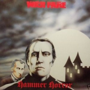 Warfare - Hammer Horror cover art