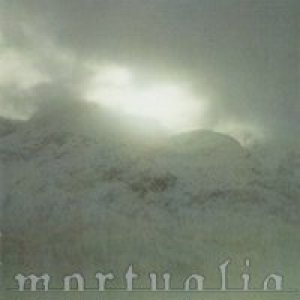 Mortualia - Mortualia cover art