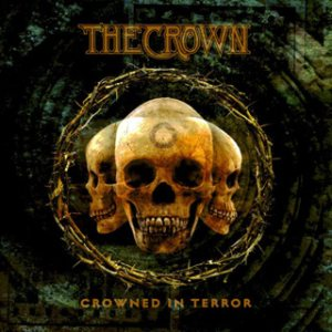 The Crown - Crowned in Terror cover art
