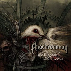 Anachronaeon - The Ethereal Throne cover art
