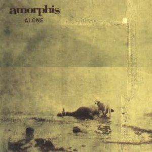 Amorphis - Alone cover art