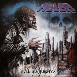 Ruler - Evil Nightmares cover art