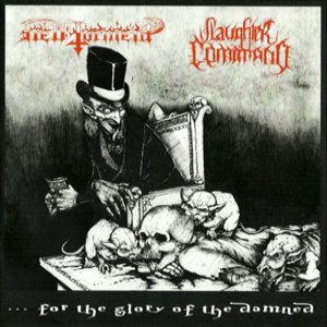 Hell Torment - ...For the Glory of the Damned cover art