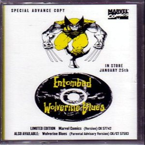 Entombed - Wolverine Blues (Special Advance Copy) cover art
