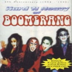 Boomerang - Hard 'n Heavy cover art