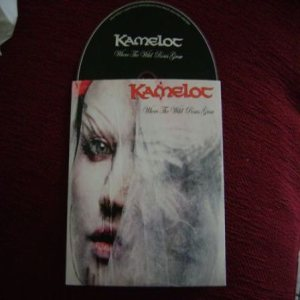 Kamelot - Where the Wild Roses Grow cover art