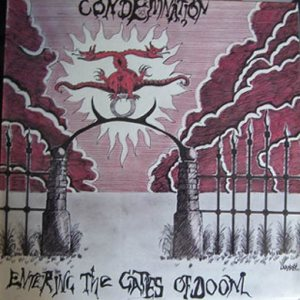 Condemnation - Entering the Gates of Doom cover art