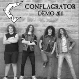 Conflagrator - Demo 2011 cover art