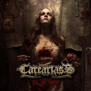Carcariass - Hell and Torment cover art