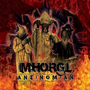 Mhorgl - Antinomian cover art