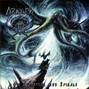 Azrath-11 - Ov Tentacles and Spirals cover art