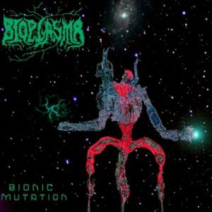 Bioplasma - Bionic Mutation cover art