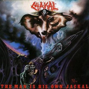 Chakal - The Man Is His Own Jackal cover art